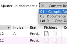 Partage de fichiers